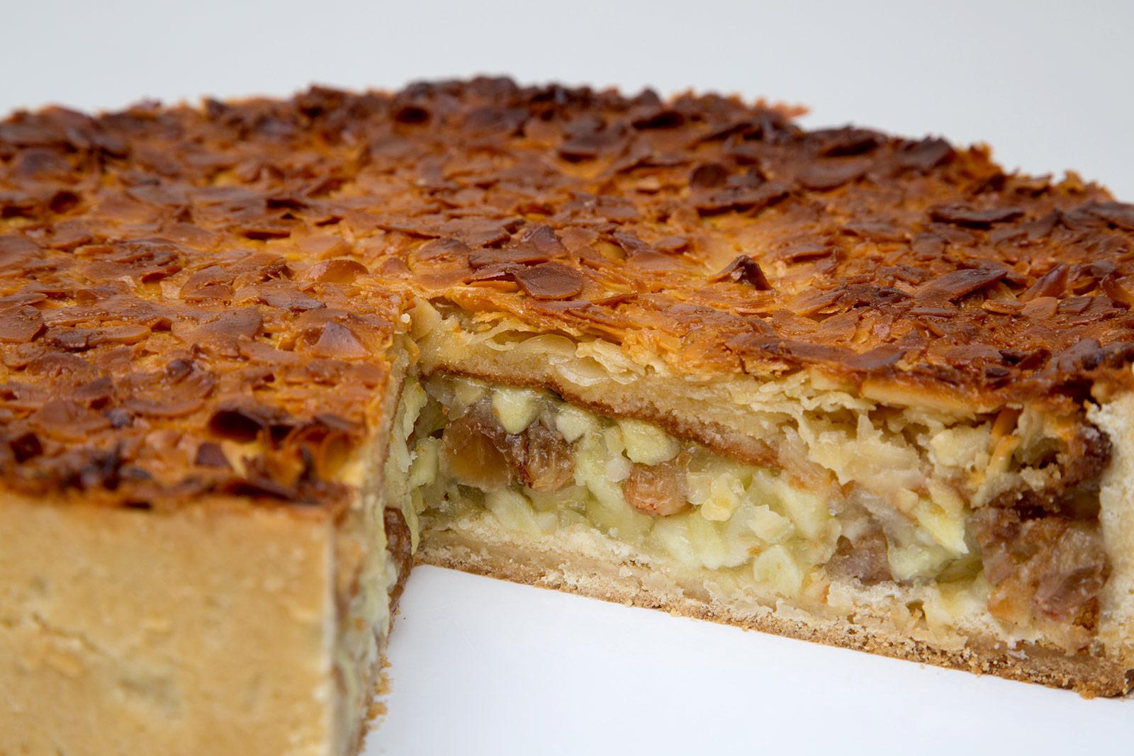 Torte Florentiner Apfel
