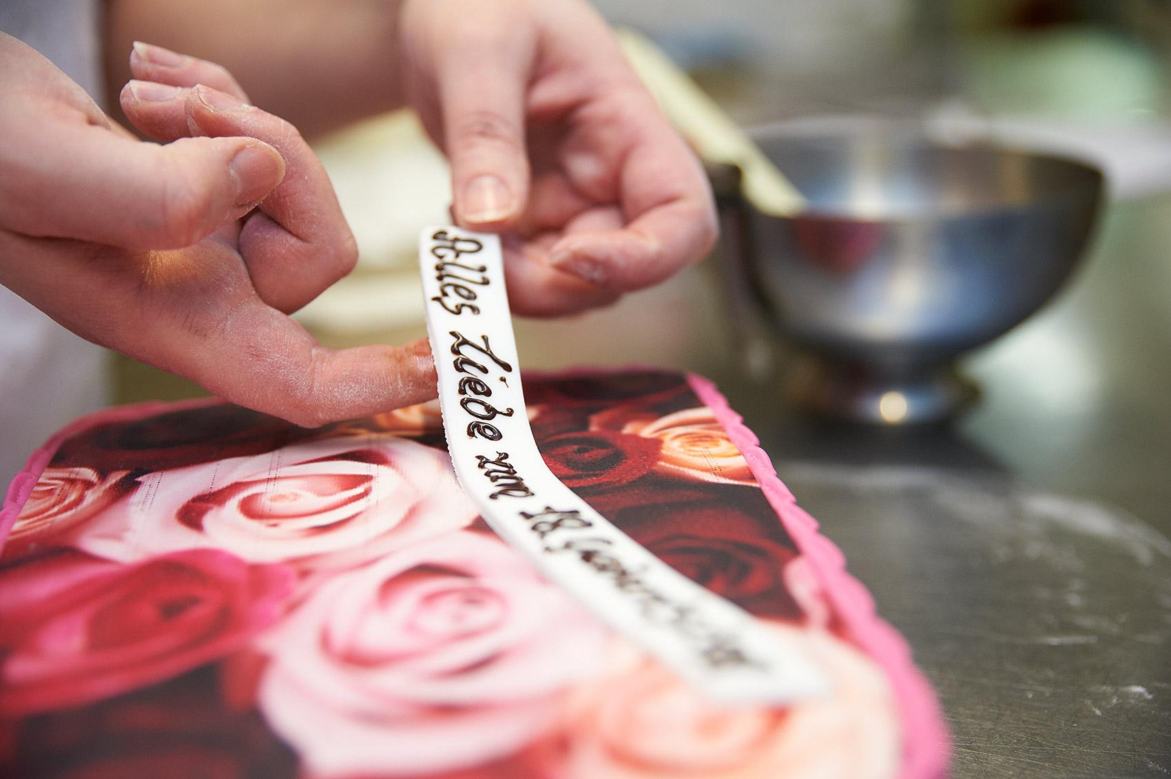 Individuelle Anfertigungen von Kuchen und Torten