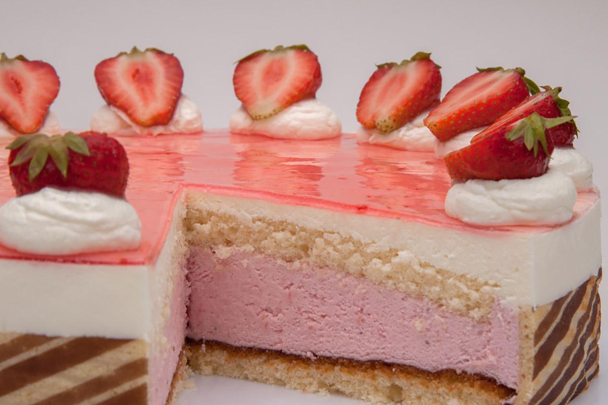 Erdbeer- Mascarpone Confiserie Reichert