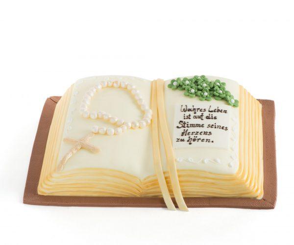 Konfirmationstorte Buch