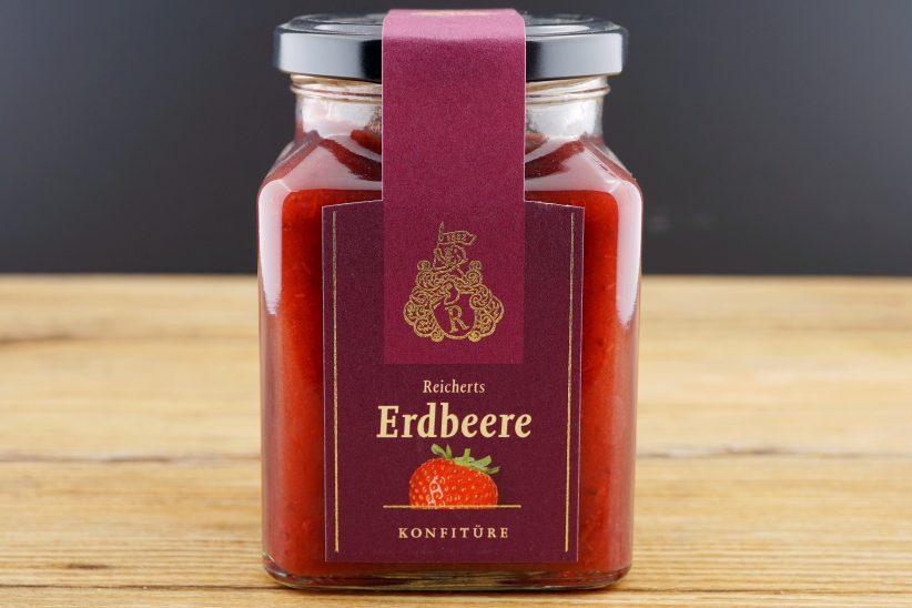 Reichert_Marmelade Erdbeer